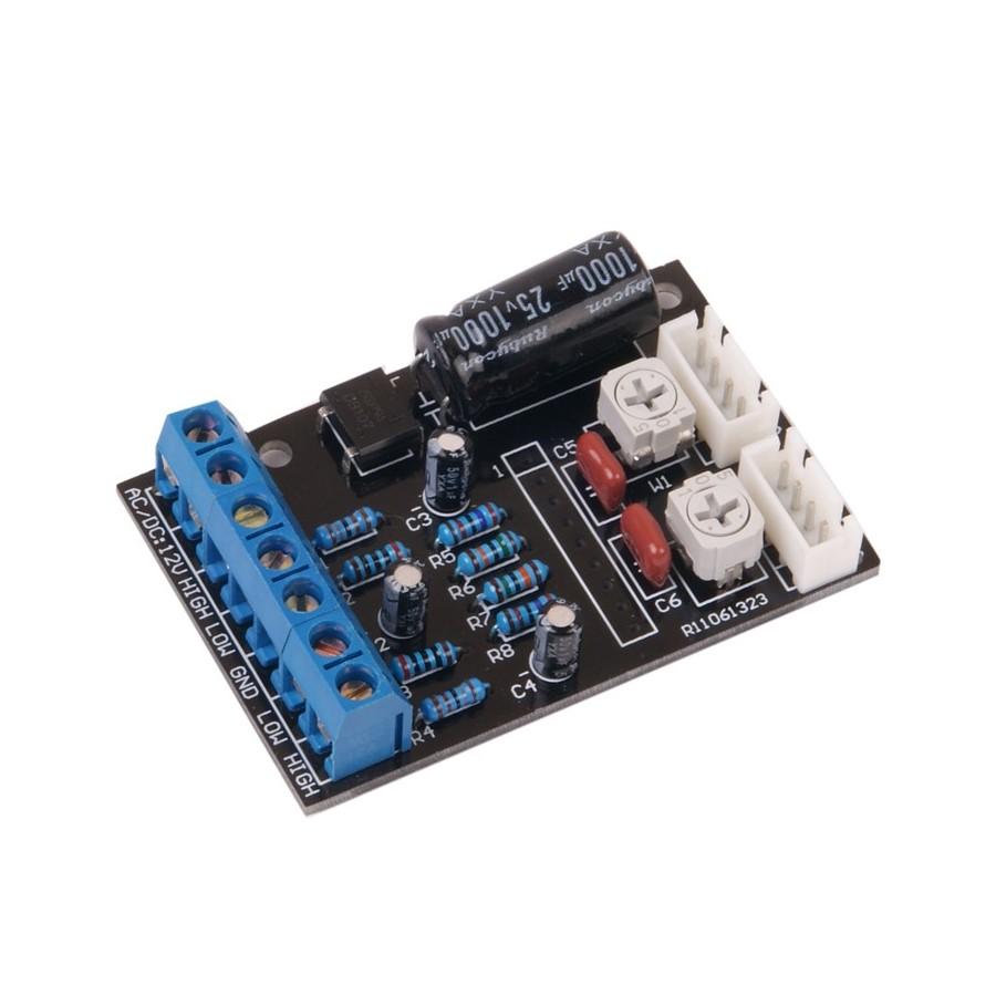 Tek Control Module For Stereo V Meter Ta7318p Audiophonics Audio Vu Mono Circuit De Controle Pour Mtre Stro