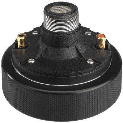 MONACOR MRD-120 Chambre de Compression 50W 8 Ohm 107dB Ø 2.5cm