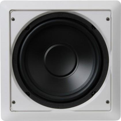 Pyle Audio PDIWS10 Subwoofer de plafond encastré 25cm