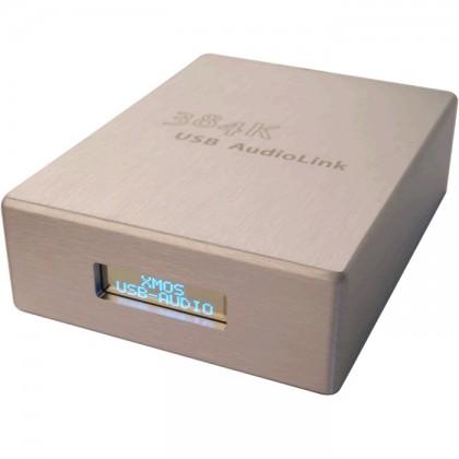 Audiophonics U-XMOS384 interface digitale USB vers I2S/DSD/Spdif