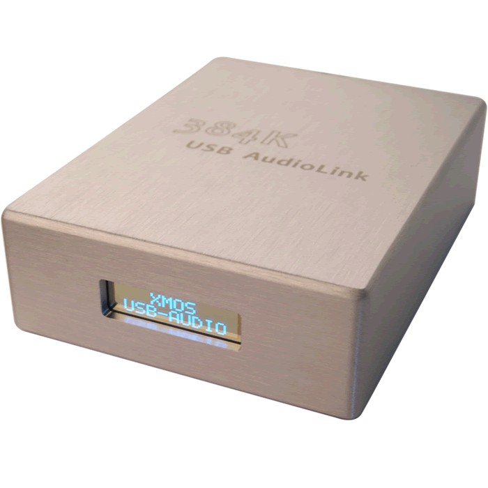 AUDIOPHONICS U-XMOS384 Digital interface USB to I2S / DSD / SPDIF