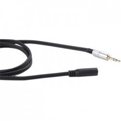 FIIO RC-UX1 Câble Extension Jack femelle 3.5mm PCOCC-A 100cm