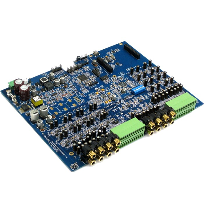 MiniDSP Kit 8x8 Processeur Audio DAC/ADC 28/56bit 8 vers 8 canaux
