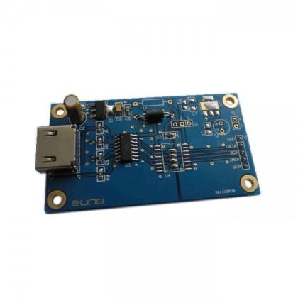 Aune kit Module d'entrée HDMI vers I2S