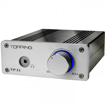 Topping TP21 Amplificateur TA2021B 2X25W /Amplificateur Casque US