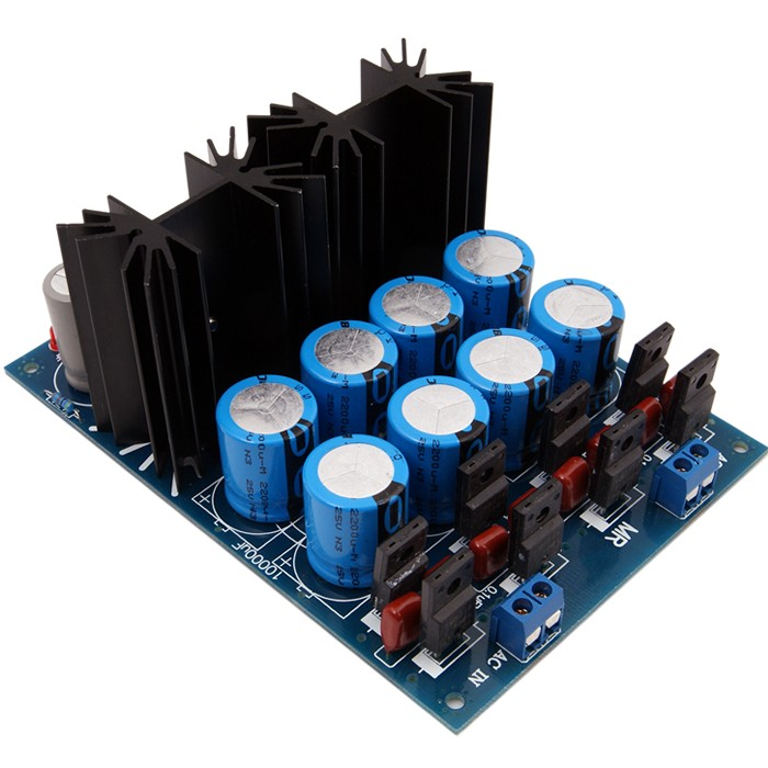 LV1084 20V / 5A Dual Controlled Linear Power Supply Module