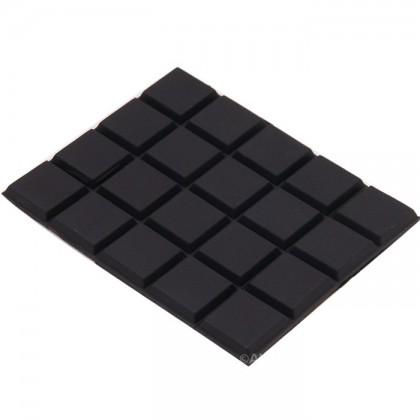 Pieds pour appareil Polyuréthane 3M 59mm (set x20)