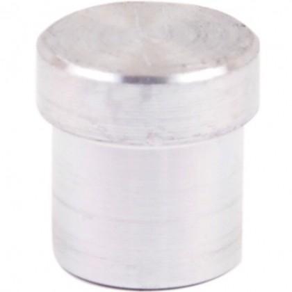 Bouton poussoir Aluminium pour Boîtiers DIY et Clavier numérique