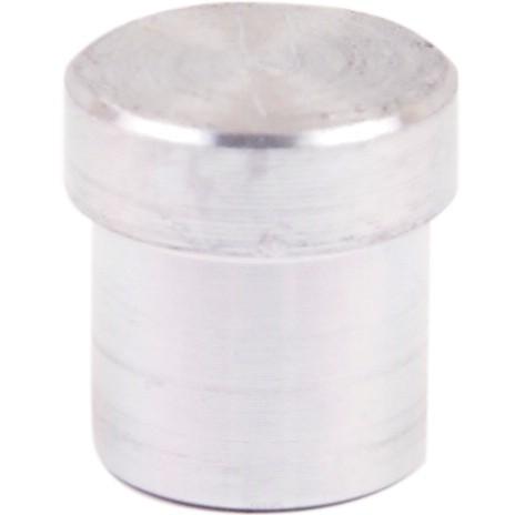 Bouton Poussoir Aluminium pour Boîtiers DIY et Claviers Numériques