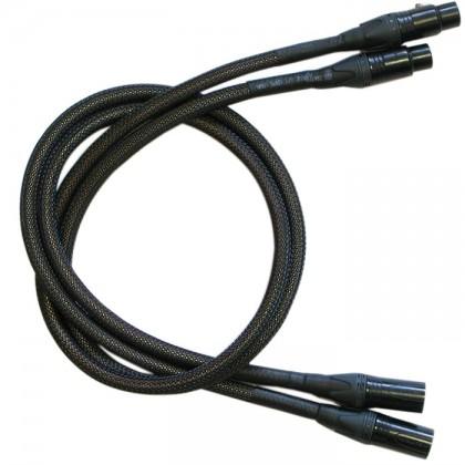 Audio-GD Câble de modulation XLR Neutrik 1m