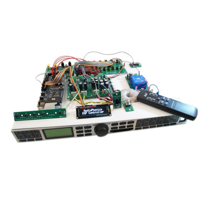 AUDIOPHONICS DSP-CONTROL - KIT Contrôleur de DSP - DCX2496