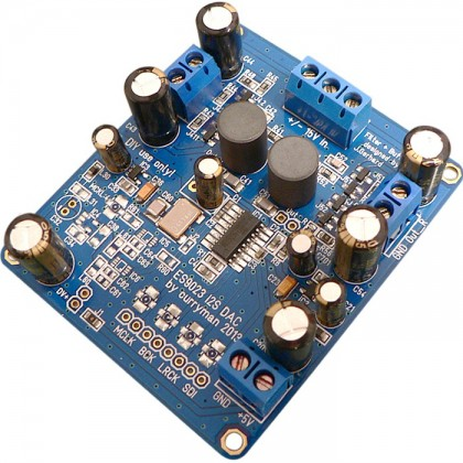 MiniDSP Curryman DAC Sabre ES9023 I2S vers analogique