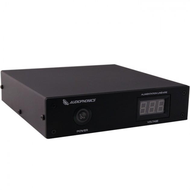 Linear stabilized power supply 5V 5A Squeezebox Touch © Black V3