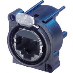 Neutrik NE8FAH embase RJ45 pour circuit imprimé
