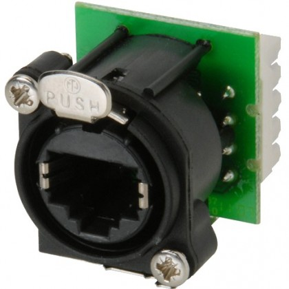 Neutrik NE8FAV-YK embase RJ45 Série etherCON