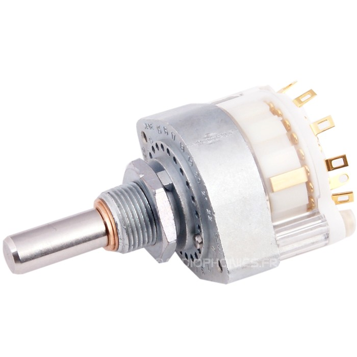 ELMA 04-1264 Switch / 2-pole selector switch 6 positions