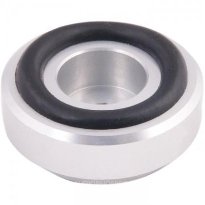 Pied en Aluminium Argent 30mm