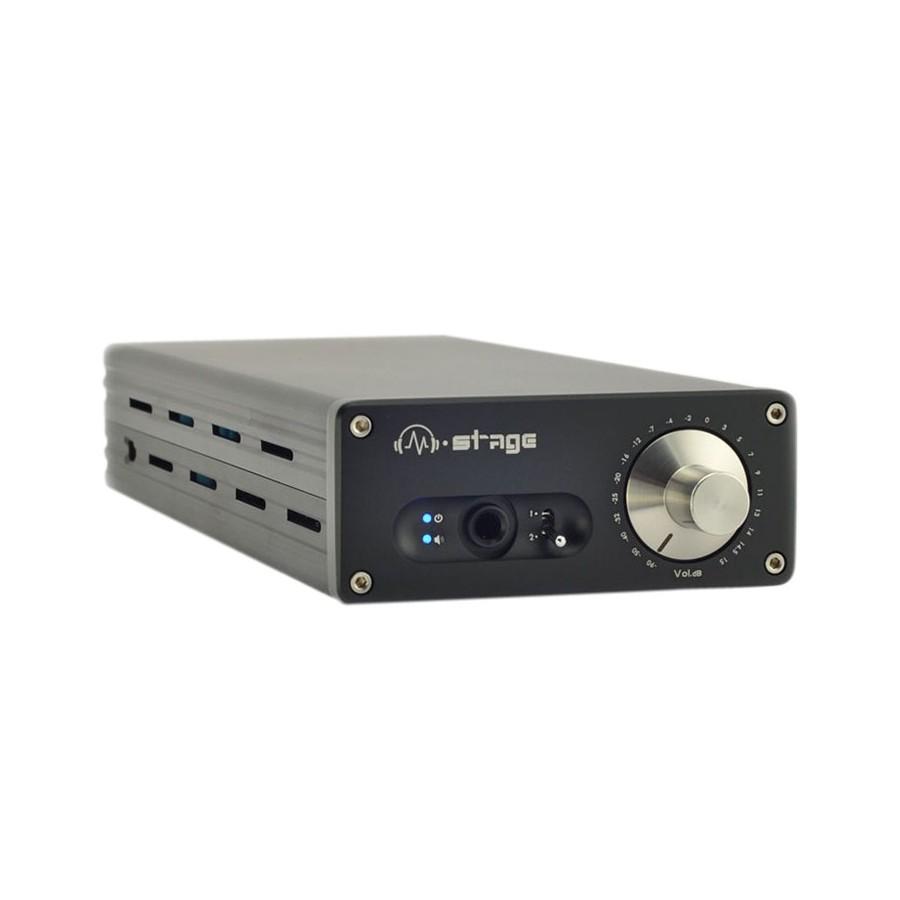 MATRIX M-STAGE HPA-2 USB Headphone Amp / DAC / ClassA Black Preamp
