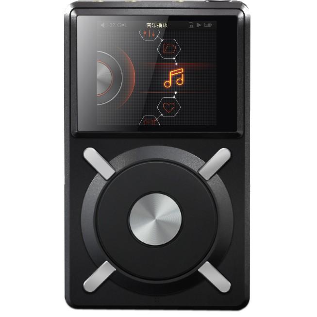 FIIO X5 DAP / DAC Baladeur numérique Audiophile HiFi DSD 24/192Khz