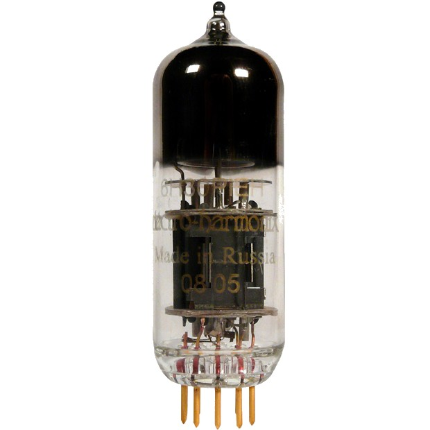 ELECTRO-HARMONIX 6H30PI Goldpin Tube Haute Qualité