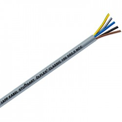 OLFLEX CLASSIC 100 Power cable 2x0.75mm Ø 5.4mm