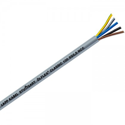 OLFLEX CLASSIC 100 Câble secteur 2x0.75mm Ø5.4mm