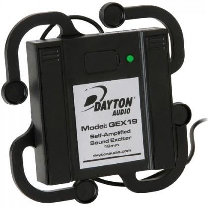 Dayton Audio QEX 19 Exciter Haut parleur vibreur