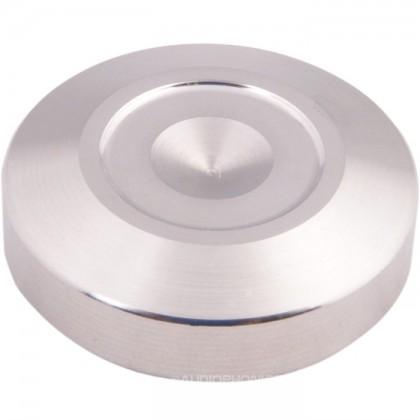 Contrepointe acier silver 29 x 8mm (à l'unité)