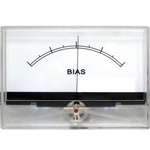 TEK Vumétre BIAS rétroéclairage blanc dB 136m