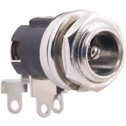 Embase d'alimentation femelle Jack DC 5.5 / 2.1mm pour CI