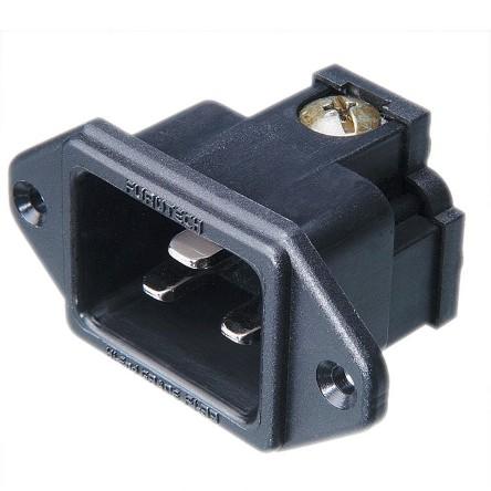 FURUTECH FI-33 (R) NCF Embase IEC plaqué Rhodium C20