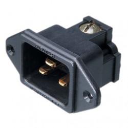 FURUTECH FI-33G Embase IEC plaquée Or C20