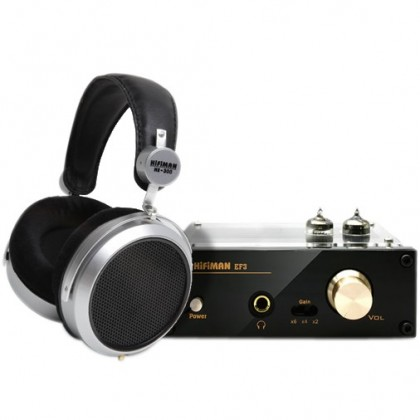 HIFIMAN HE-300 & EF3 Kit Casque & Amplificateur casque