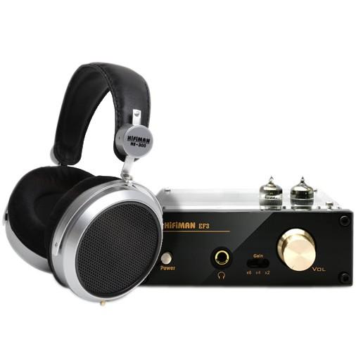 HIFIMAN HE300 & EF3 Kit Casque & Amplificateur casque