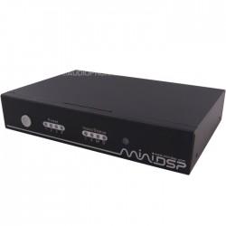 MiniDSP nanoAVR 8x8 processeur Audio HDMI/USB/Ethernet