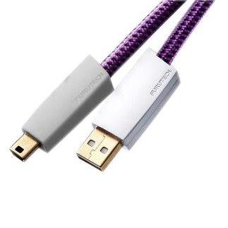 FURUTECH GT2 Pro USB-A Cable Male / USB mini-B Male 2.0 OCC 0.6m