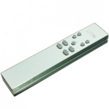 LITE Télécommande universel Aluminium MV04/MV06 White