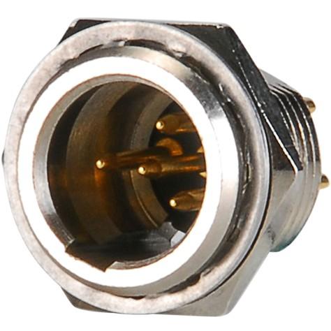 AMPHENOL AG4MCC Male Mini XLR 4 Pins Plug Gold Plated