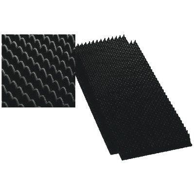Foam Absorber for Speakers 40mm (A pair)