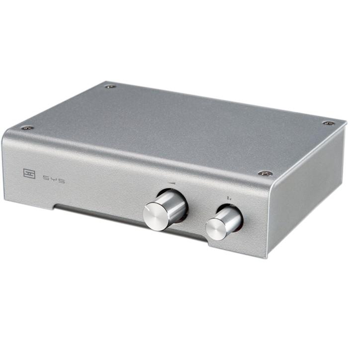Schiit SYS Contrôleur de volume / Sélecteur de source