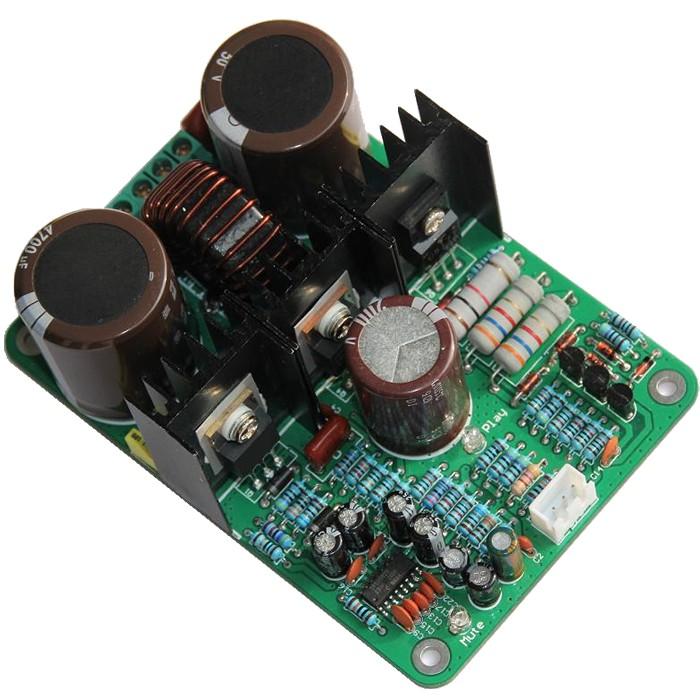 KIT Amplifier IRS2092 Mono Class D 500W 4ohms
