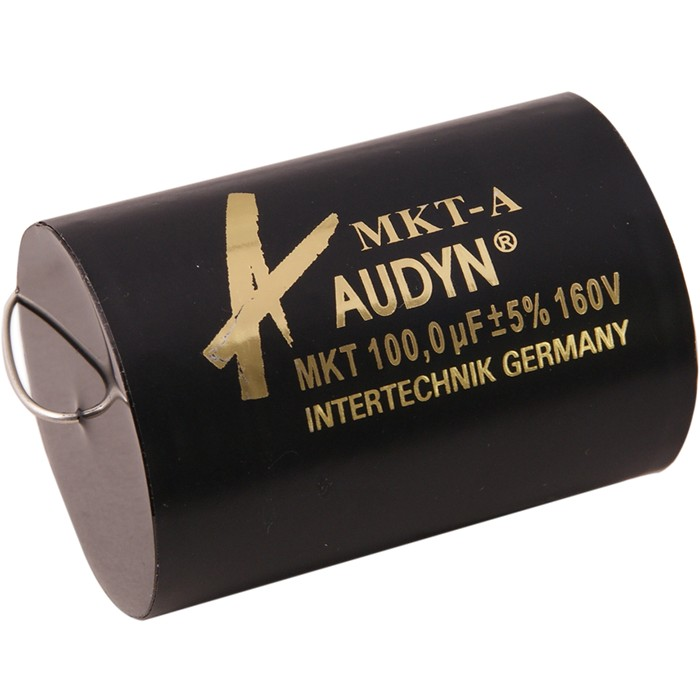 AUDYN CAP Axial MKT Capacitor 160V 100μF