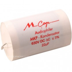 MUNDORF MCAP Capacitor 630V 0.1µF