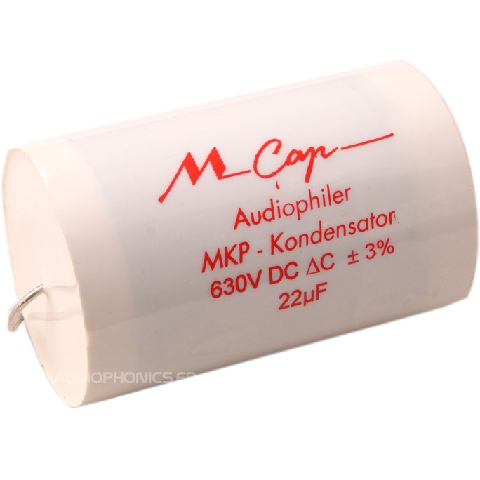 Mundorf MCAP 630V Condensateur 0.22µF