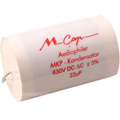 Mundorf MCAP 630V Condensateur. 22µF