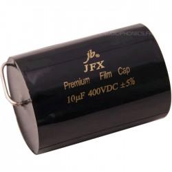 Jb Axial Capacitors JFX Premium Met Polypropylene 400V. 10μf