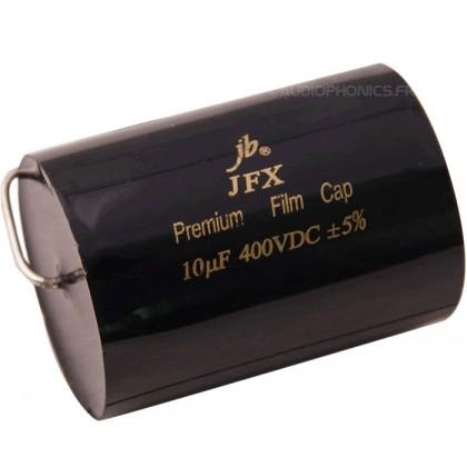 Jb Condensateurs Axial JFX Premium Met Polypropylene 400V. 10µf