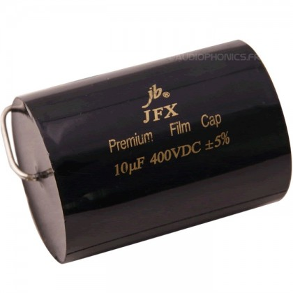 Jb Condensateurs Axial JFX Premium Met Polypropylene 400V 1.5µf