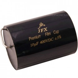 Jb Axial Capacitors JFX Premium Met Polypropylene 400V 1.2μf