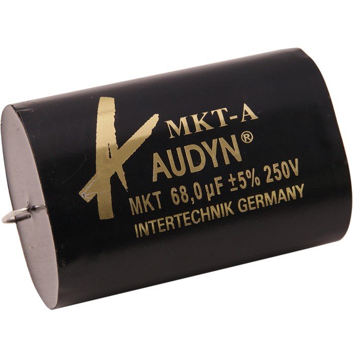 Audyn Cap Capacitor MKT Axial 250V. 22.0 μF